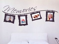 Emlékek a faladra