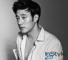 2014.09, InStyle, So Ji Sub