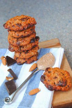 Manteliset suklaahippucookiet