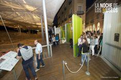 La Noche de los Museos 2014 Basketball Court, Sports, Museums, Night, Hs Sports, Sport