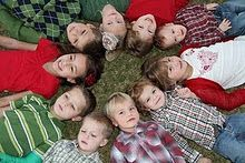 IF I can just get all of my 9 grandbabies together at the same time.  This will be fun to do at our big family reunion next summer of each family!!
