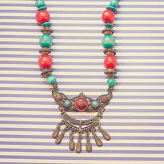 wAXAw - Necklace, Morocco 25€