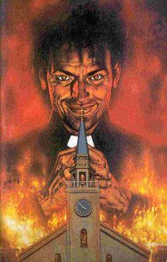 Preacher #1 Glenn Fabry