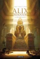 Alix Senator - Tome 2 : Le Dernier Pharaon, par Valérie Mangin d'après Jacques Martin, Thierry Démarez (Casterman)