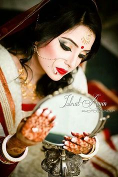 Bengali bride: must have click
