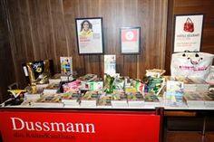 Veranstaltungsrückblick   Der Buchertisch bei Dussmann