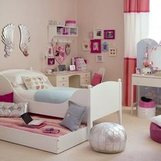 Teen Girl Bedroom Decor Category of Bedroomuncategorized With Resolution Pixel, posted on July Tagged decor teen girl for teen girl bedroom ideas teen bedroom decor girl girl bedroom decor ideas girl bedroom decor list at leadsgenie. Teenage Girl Bedroom Designs, Bedroom Decor For Teen Girls, Teenage Girl Bedrooms, Teen Room Decor, Small Room Bedroom, Bedroom Ideas, Teen Bedroom, Bedroom Themes, Design Bedroom