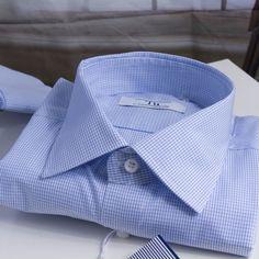 Camicia Uomo Sartoriale cotone manica lunga