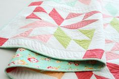 Lucky Quilt Kit by Bonnie & Camille for Moda