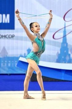 Milana Naumenko (Russia), junior