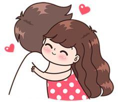 Bed par huu yarr tu muhje who anug Wala topic pa kyu ignore Kar thi ha abi maina tuhje kuch bola tha 😠😠 Cute Chibi Couple, Love Cartoon Couple, Cute Couple Art, Cute Cartoon Girl, Cartoon Girl Drawing, Cute Love Stories, Cute Love Gif, Cute Love Pictures, Cute Couple Drawings