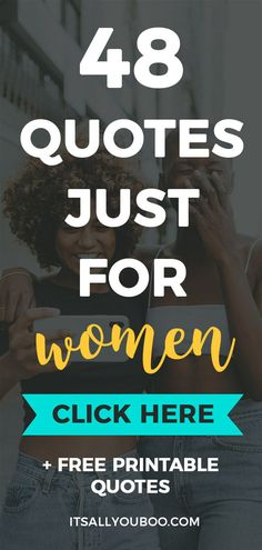 The future is female! Are you celebrating on March Here are 48 powerful quotes to celebrate feminism your favorite feminist role models and female strength. International Womens Day Quotes, Happy International Women's Day, Motivational Books, Inspirational Quotes, Offensive Words, Womens Month, Free Printable Quotes, Sharing Quotes, Strong Women Quotes