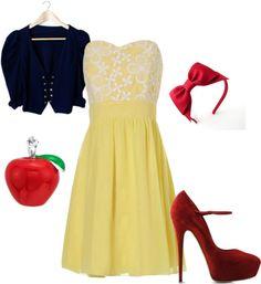 Guide on Disney Princess Halloween Costume Ideas: Snow White