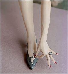 Horst P. Horst, 1941 - One perfect shoe