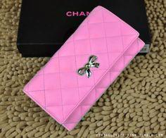 Pink CC clutch