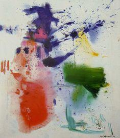 Hans Hofmann - Furioso, 1963