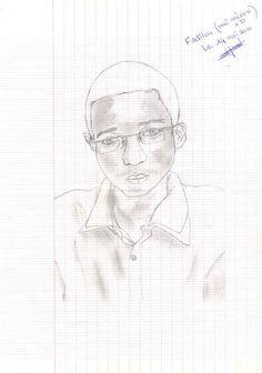 Mon autoportrait! :)