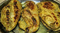 طريقة عمل الدجاج المشوي في الطاسة بتتبيلة رائعة
