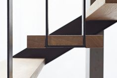 House G Stair tread detail / Hammerschmid, Pachl, Seebacher Architekten