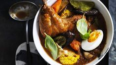 Uncoventional Curries: Hokkaido Soup Curry