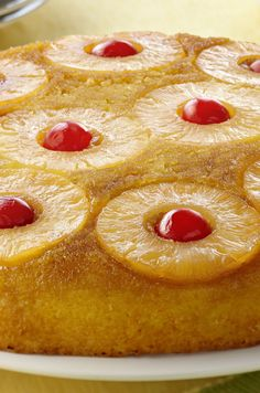 This is the classic upside down cake which was a winner in the first Dole recipe contest in (mini pineapple upside down cakes easy) Baking Recipes, Cake Recipes, Dessert Recipes, Desserts, Food Cakes, Cupcake Cakes, Coconut Cake Easy, Mini Pineapple Upside Down Cakes, Summer Cakes