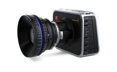 """Blackmagic Cinema Camera. """"La cámara de cine profesional más barata del mercado""""."""
