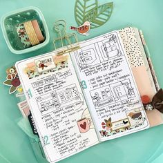 More class planning - one of the things I love to use Traveler's Notebooks for! I use a separate insert to sketch & pla...