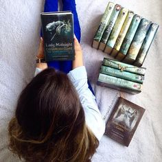 MY FAVORITES!!!! Comment down below your favorite book in the Shadowhunter Chronicles! Mine is CoHF