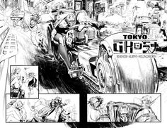 Image Comics | IMAGE EXPO ANNOUNCEMENT: The future is bleak in TOKYO GHOST