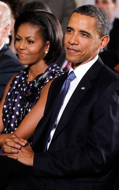 Barack Obama;Michelle Obama Photos: The White House Host Celebrates Jewish American Heritage Month