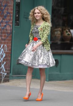 From the Carrie Diaries