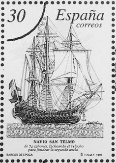 Navío San Telmo 1789-1819