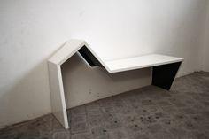 ☻ The bench - deFact studio