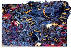 Galactus & Celestial Pin up Giorgio Comolo Comic Book Characters, Marvel Characters, Marvel Heroes, Comic Books Art, Book Art, Graphic Novel Art, Comic Art Community, Comic Poster, Marvel Entertainment