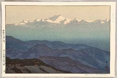 """""""Kanchenjanga, Afternoon"""" 