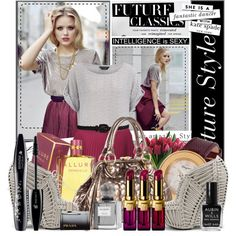 Style on the Street, created by l-olita on Polyvore