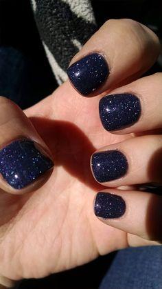 Sparkly blue/purple NexGen nails Holo Nail Polish, Holographic Nail Polish, Nail Blog, Cool Nail Art, Nail Art Designs, Purple, Blue, Art Ideas, Beauty