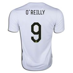 982fb8114 Heather O Reilly 9 2015 FIFA Women s World Cup USA Men Home Soccer Jersey