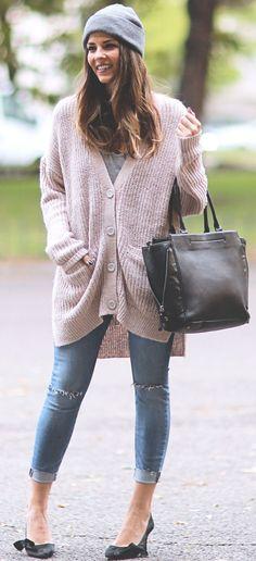 Effortlessly Chic Fall Street Style Inspo by TrendyTaste
