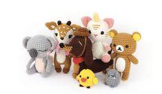 Venez découvrir nos kits crochet - Graine Créative Art Du Fil, Kawaii, Tweety, Teddy Bear, Crochet, Toys, Instagram, Animals, Fictional Characters