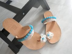 almyra - sandal by tsarouchacollection on Etsy