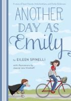 ANOTHER DAY AS EMILY: Susie is jealous when her brother is deemed a town hero, so she finds solace in the poetry and reclusive lifestyle of Emily Dickinson