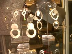 Beautiful displays of jewelry from ScarletJewls