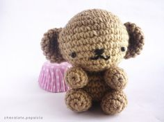 Monkey Softie #handmade #kawaii #amigurumi