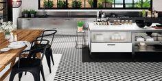 Uutuudet 2018│Laattapiste Decor, Furniture, Kitchen Island, Table, Home Decor, Kitchen
