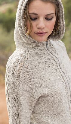 Ravelry: Snowbowl Hoodie pattern by Anne Podlesak