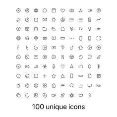 100 Premium App Icons White Minimal edition iPhone iOS14 | Etsy Iphone Wallpaper App, Ios Wallpapers, Iphone App Design, Iphone App Layout, App Store Icon, Apple Icon, Ios App Icon, Simple App, Custom Icons
