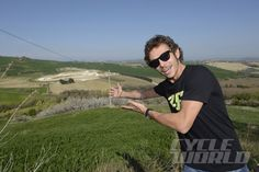 It's called Tavullia, and it's the secret behind Valentino Rossi's endless motivation.