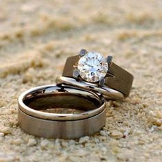 Men's Wedding Rings Guide Choosing Your Size