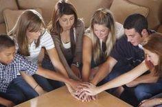 Game Ideas for a Small Teen Church Group thumbnail